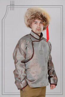 grey male shirt