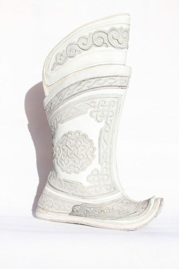 蒙古白靴64模式