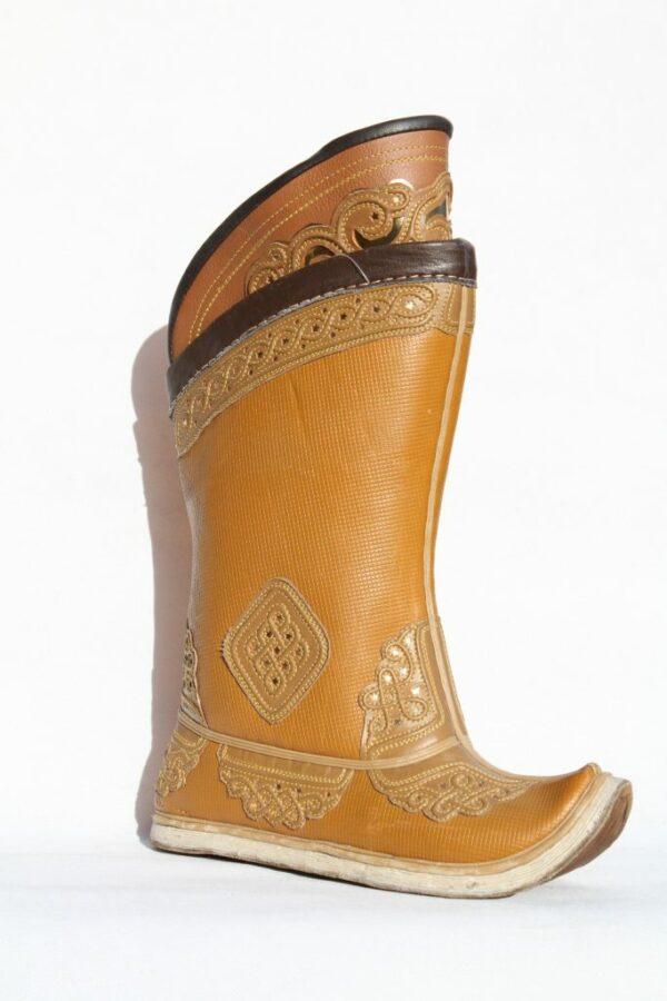 蒙古黄靴32模式