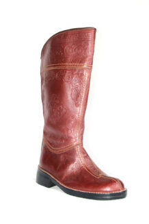 Leather Boots M6
