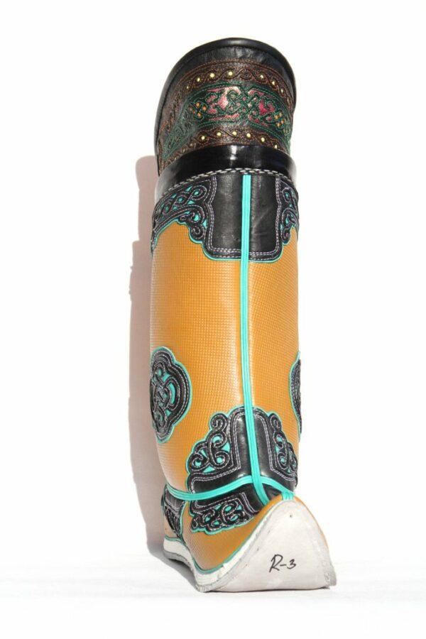 蒙古黄靴52模式