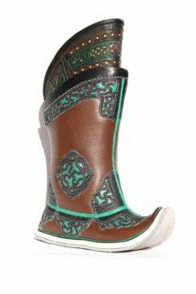 蒙古布朗靴子52模式