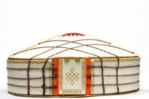 Puzzle Mongolian Yurt
