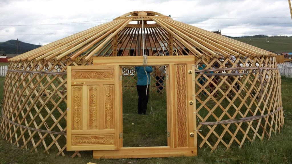 Tradtional Mongolian Ger 19 Ft Mongolian Store Buy a yurt for sale today. 19 ft traditional yurt