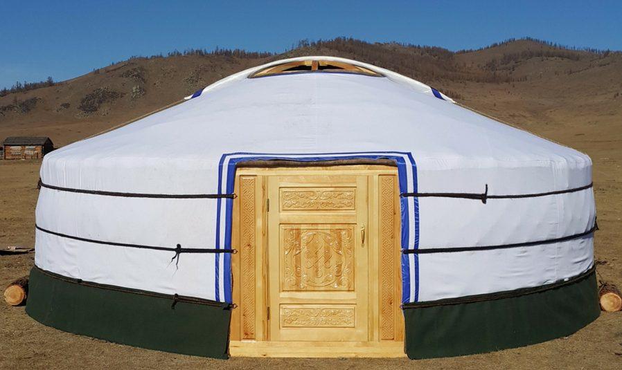 Tradtional Mongolian Ger 19 Ft Mongolian Store