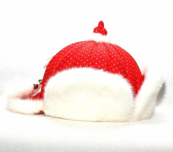 4 Side Faux Fur hat