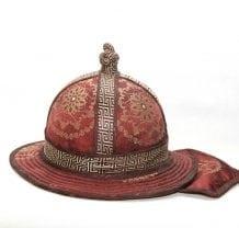 Mongolian Brown Hat