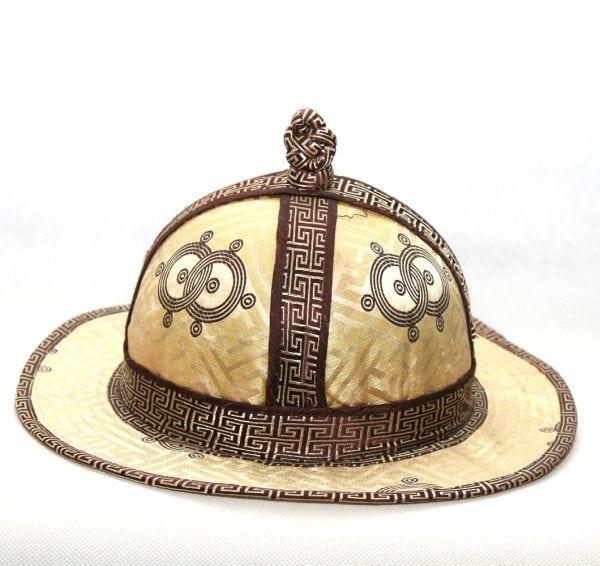 Mongolian mens Hat