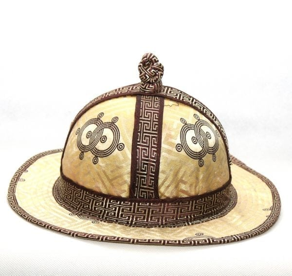 Mongolian mens Hat