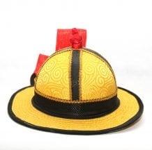 Mongolian Yellow Hat