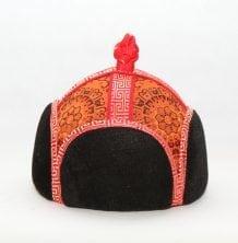 Mongolian 4 Side Velour Men Hat
