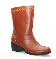 Modern Women Mongolian Boots