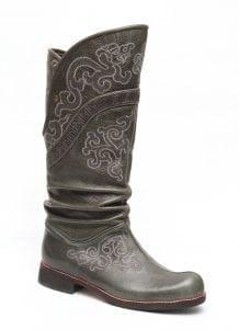 Modern Mens Mongolian Boots