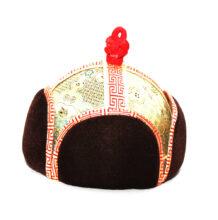 Mongolian Velour Women Hat
