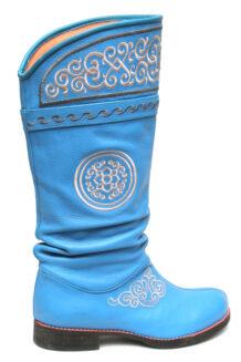 Women Blue Sky Boots
