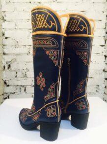 Mongolian Women Boots
