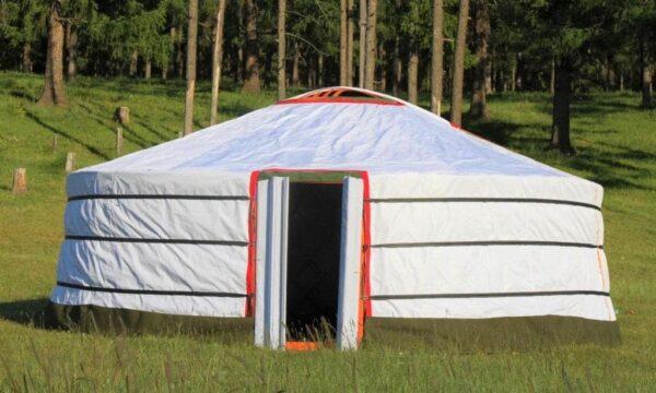 Big Camping Yurt