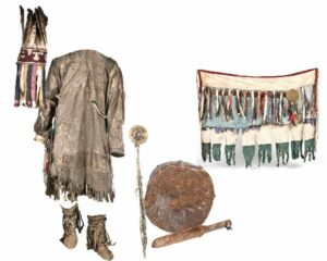 Mongolian Shamanism Tools