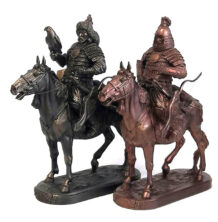 Genghis-Khan-Sculpture