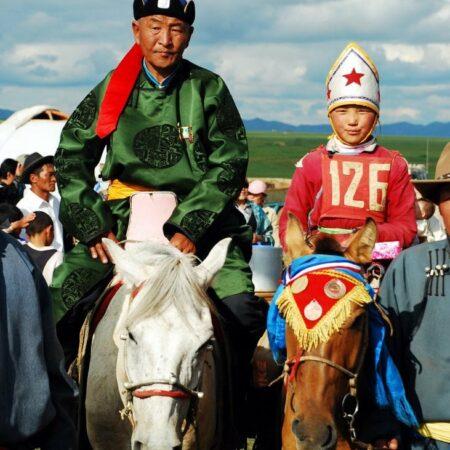 Giingoo, The Song Of The Horse-Jockeys