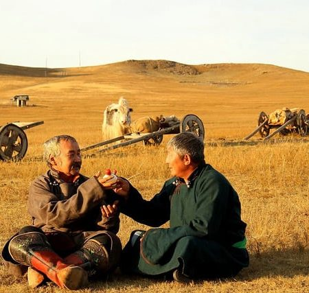 How to Greet in Mongolian Language
