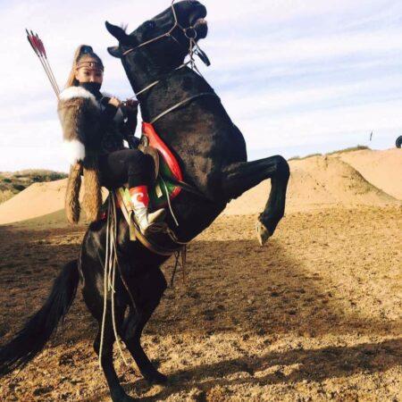 Mobile Games (Mongolian Hobby-Horse Riding)