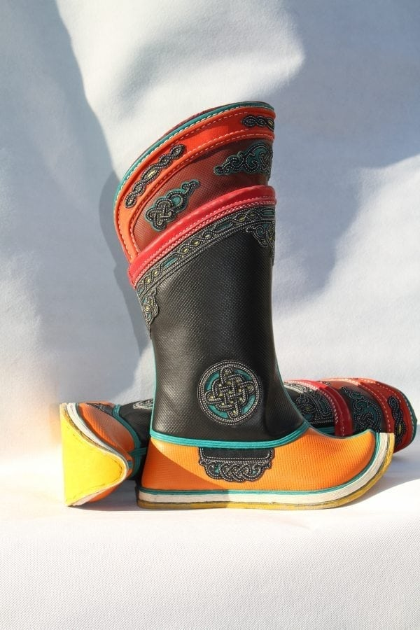 Hand Sewn Boots
