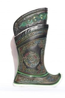 Mongolian Traditional Boots