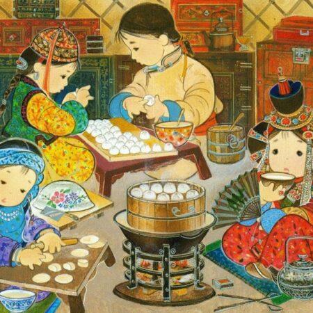 How Do Mongolians Celebrate Tsagaan Sar