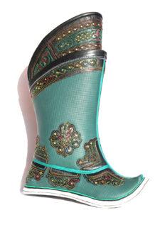 Mongolian Boots 32 Pattern