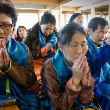 Mongolian Funeral practices