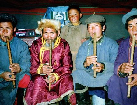 Mongolian Traditional Art Of The Tsuur