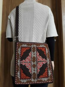Kazakh Embroidered Bag