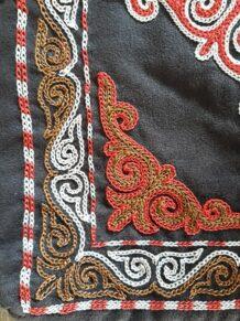 Kazakh Embroidered Bag