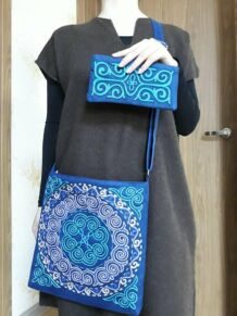 kazakh embroided bag 1