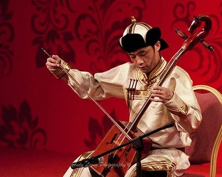 Mongolian Traditional Music Instruments