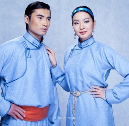 Popular Mongolian Customs Related to Household
