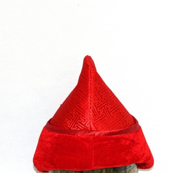 Front of Adjustable Tuguldur Hat