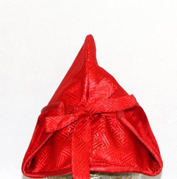North Side of Adjustable Tuguldur Hat