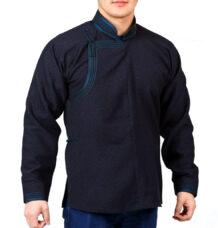 Mongolian-Men-Deel-T-Shirt-2