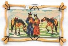 Couple Horse-Rider