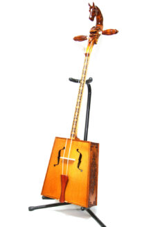 Master Morin Khuur with 12 Year Animal Pattern