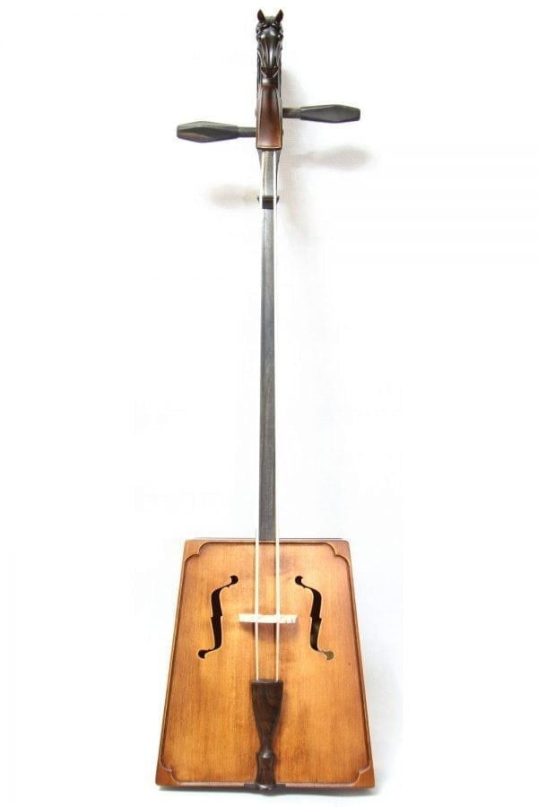 Front of Tawny Morin Khuur