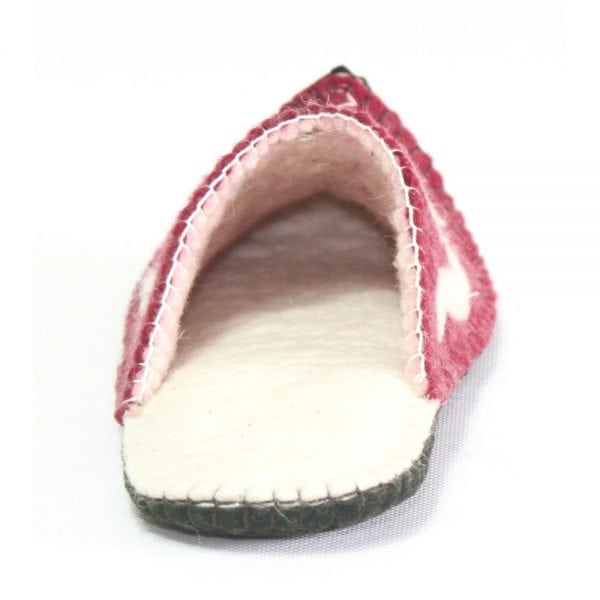North of Pink Slipper