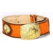 Orange Belt for Deel