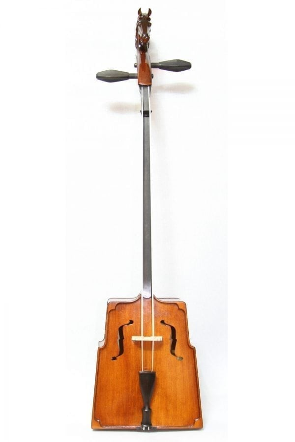 Front of Groovy Morin Khuur