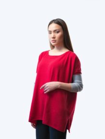 Red Women's Shirt
