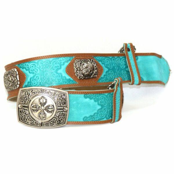 Water Blue Color Belt