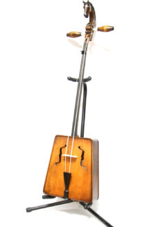 Standard Morin Khuur with Curved Edge 22