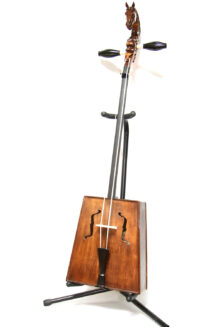 Standard Morin Khuur with Zeebad Carving